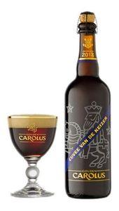 Cuvée van de keizer blauw (blue)(750ml)(Beer Advocate: 100pts)