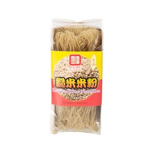 Brown Rice Noodles from Taiwan (Free of Pesticides and chemical fertilizers)