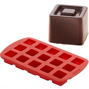 歐洲名廠 烘焙用 矽膠烤盤/冰模/朱古力模/甜點模 (方型)