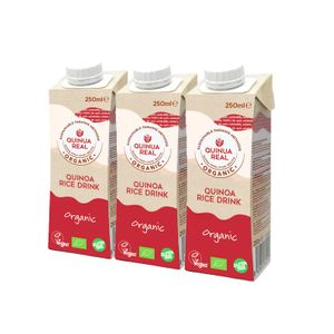 Organic Quinoa Milk 250ml x 3