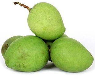Local Organic Green Mango
