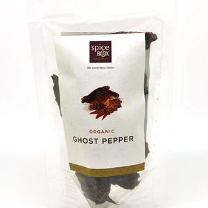 Organic Ghost Pepper