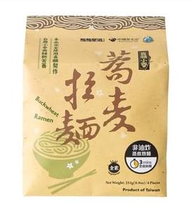 Taiwan buckwheat noodle