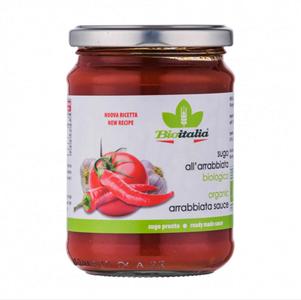 Demeter Organic Italian Arrabbiata Sauce from Italy