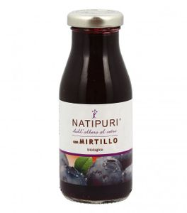 Organic Blueberry Juice(40% Blueberries) 200ml
