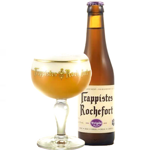 Trappistes Rochefort Extra Triple  (Ratebeer: 99pts) (330ml  x 1)