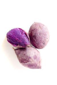 新界有機紫心番薯
