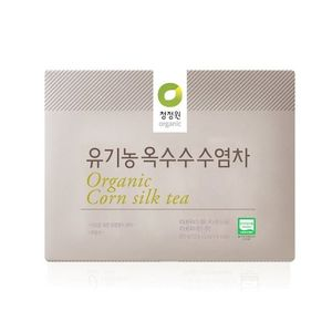 Korean Organic Corn Silk Tea (10g Tea bags  x 15)