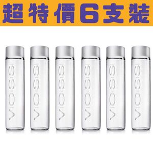 Voss Still Water 375ml x 6