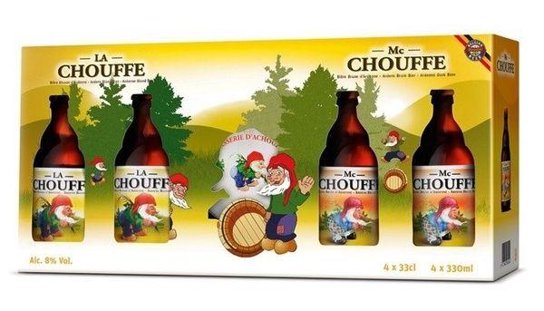 比利時小矮人手工啤酒禮品裝