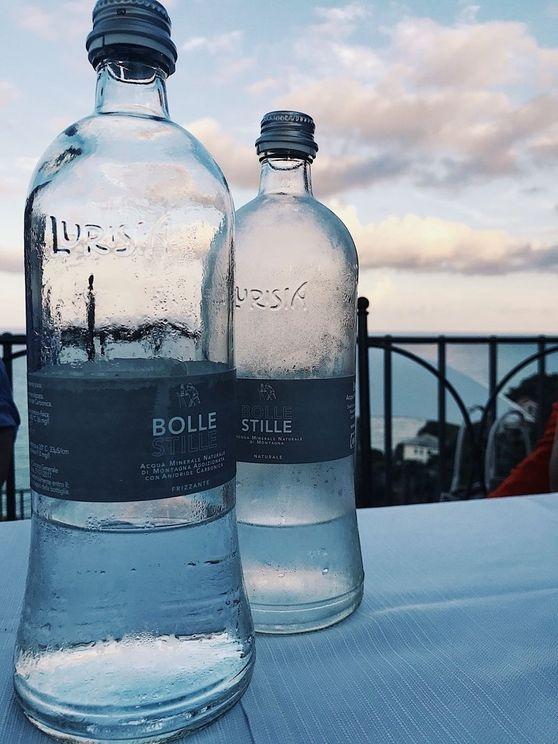 意大利 Lurisia有氣礦泉水 (被區內意大利人譽為「奇蹟般的泉水」)( 750ml)
