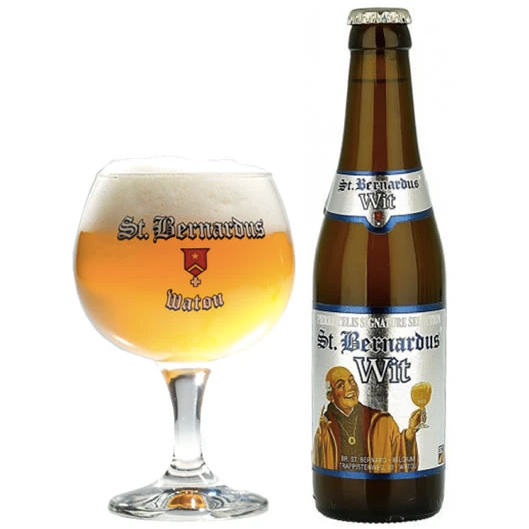 St. Bernardus Wit(Beer Advocate酒評網:93分)