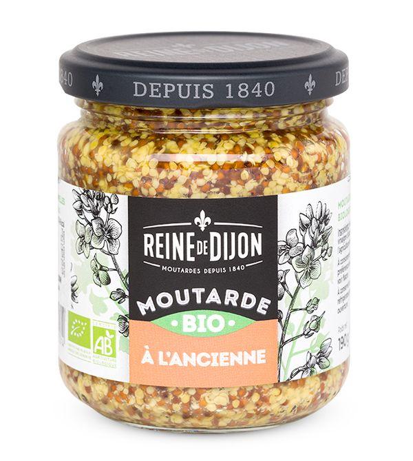 法式 有機芥末醬
