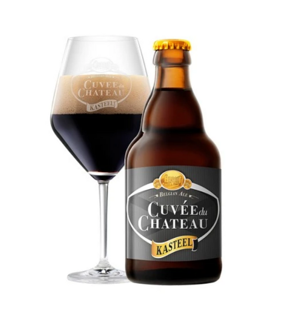 Kasteel Cuvée du Chateau(酒評人網Ratebeer: 94分)(330ml x 2)