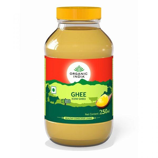 有機草飼淨化牛油(又稱ghee)