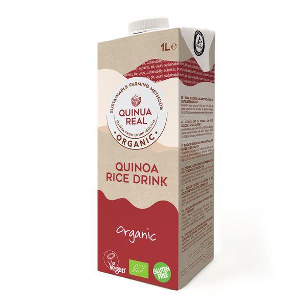 有機藜麥奶 (1升大盒裝)(最佳享用期:2022 4月3日)